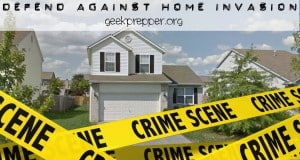 defend against home invasion