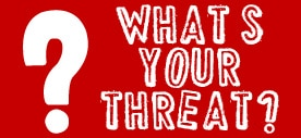 What's Your Threat? What's the biggest threat to you and your family? Check out some amazing blogs and how they attack their biggest threats to being more prepared and more self-reliant!