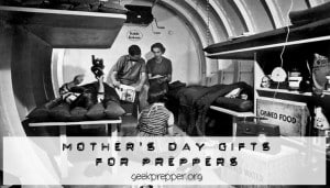 mothers day gifts for preppers