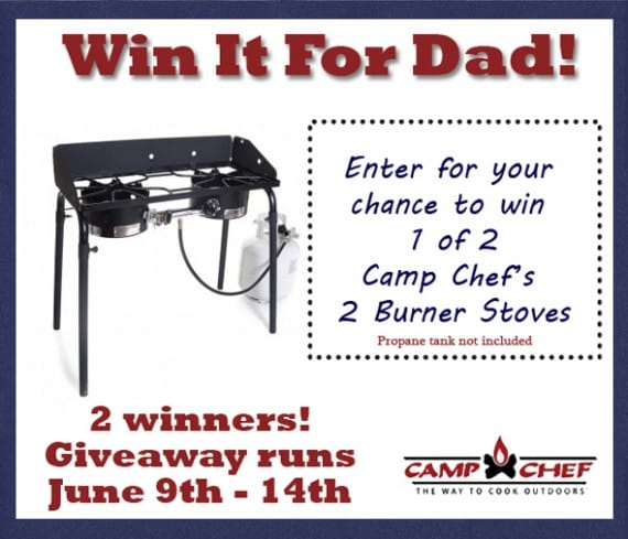 Father's Day Camp Chef