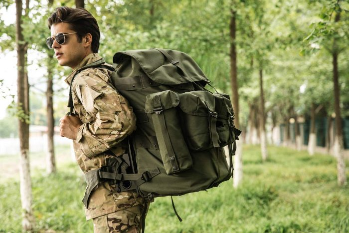 Alice Backpack Army Survival with Frame