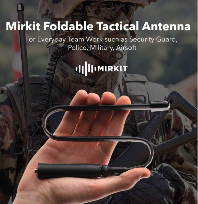 Mirkit Foldable Tactical Antenna