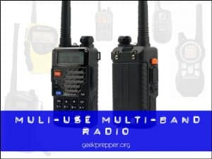 multi-use radio
