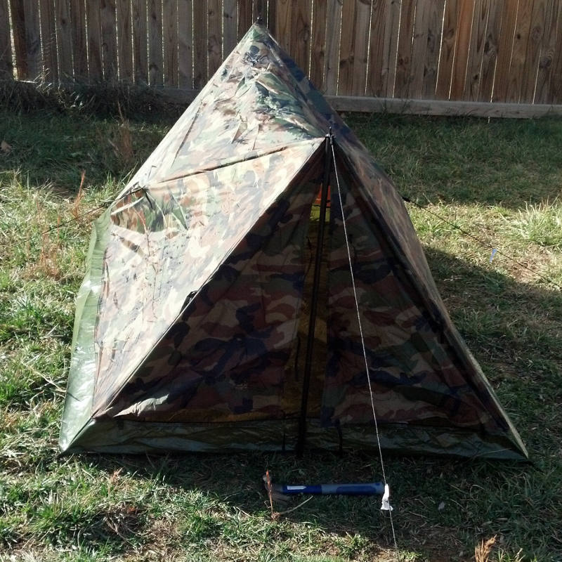 Tent Size & Budget Bug Out Tent - Geek Prepper