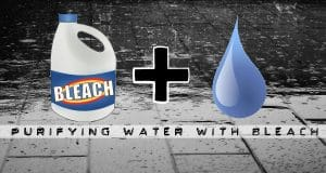 Purifying Water with Bleach