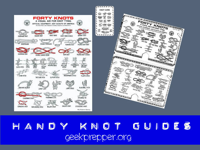 photograph relating to Printable Knot Tying Cards identify Easy Knot Textbooks