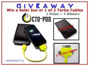 OctoPod giveaway