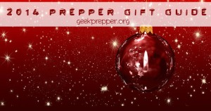 2014 prepper holiday gift guide