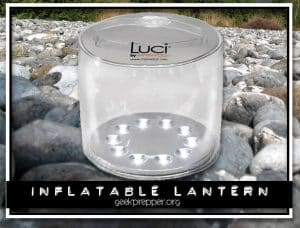 Luci inflatable lantern