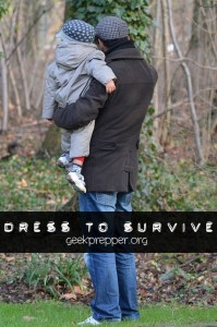 dress to survive