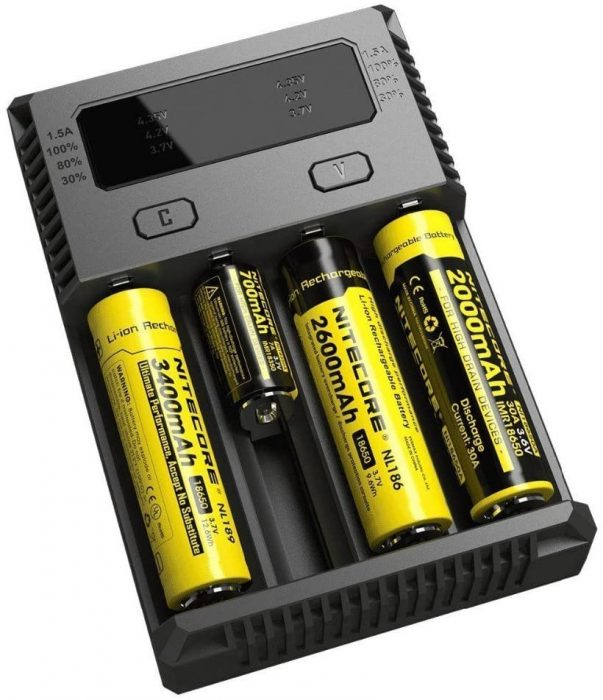 Nitecore Smart Battery Charger