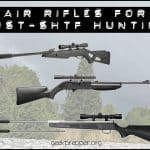Air Rifles for Post-SHTF Hunting