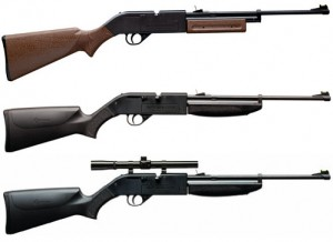 air rifles crosman
