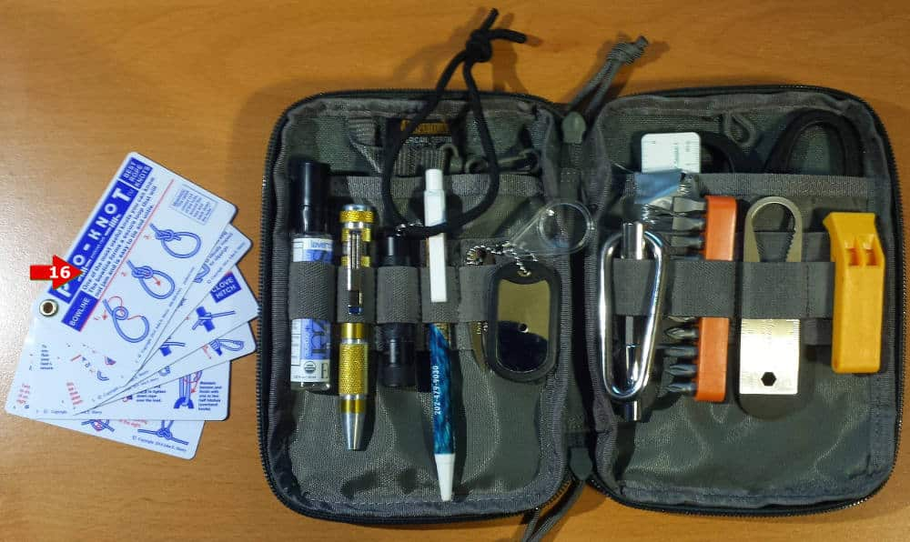 Edc Survival Kit Geek Prepper