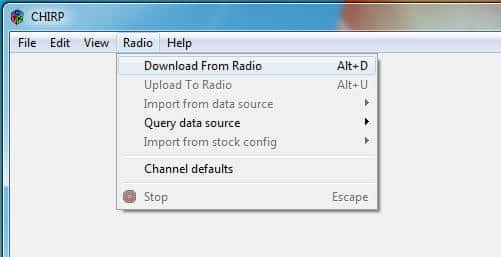 How to Program a Baofeng Radio with CHIRP Software | GeekPrepper