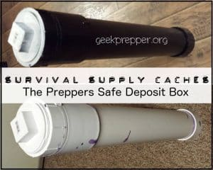 survival supply caches