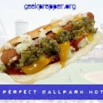 Cook the Perfect Ballpark Hotdog