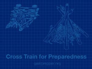 cross train for preparedness