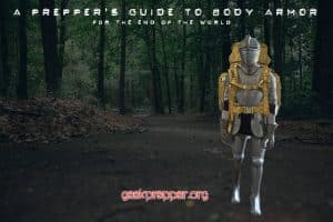 preppers guide to body armor