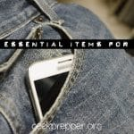 3 Essential Items for EDC