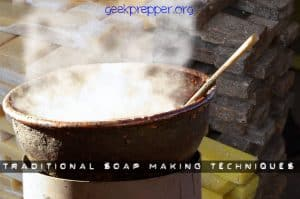 traditional soap making techniques