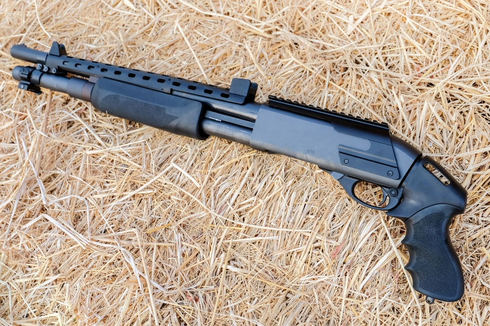 The Best And Worst Guns For Home Defense Geek Prepper