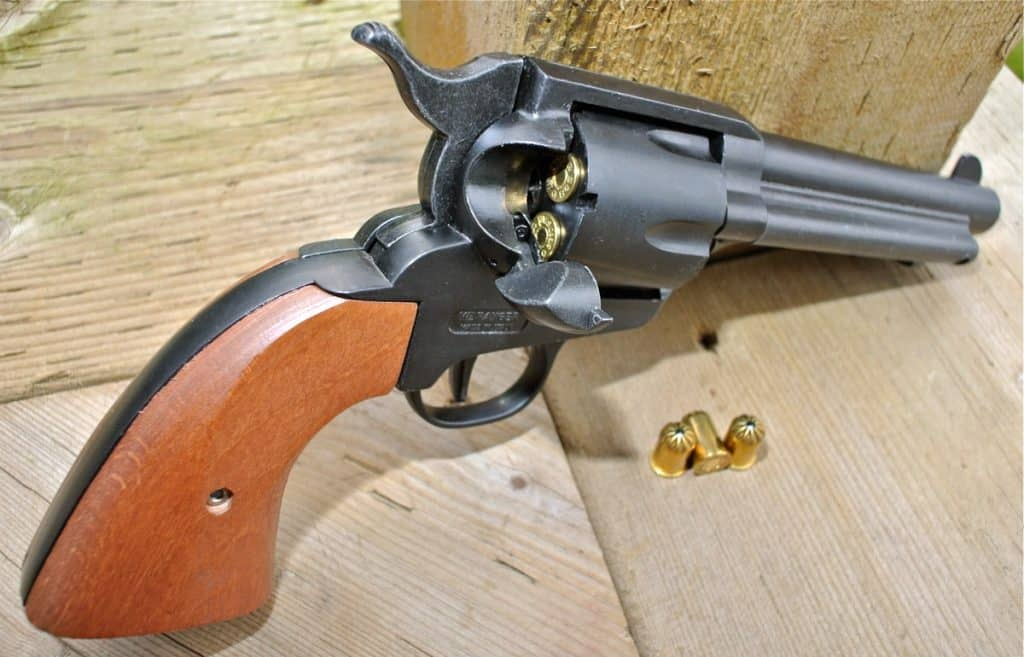 single-action-handgun