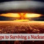 5 Steps To Survive A Nuclear Attack