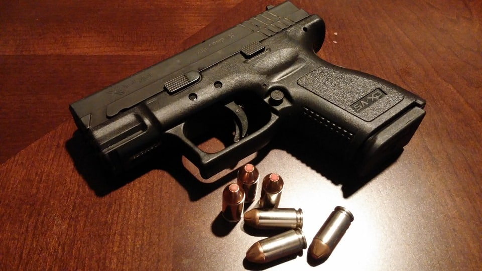 home defense during civil unrest handguns