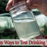 6 Low Cost And Low-Tech Ways To Test Drinking Water When SHTF
