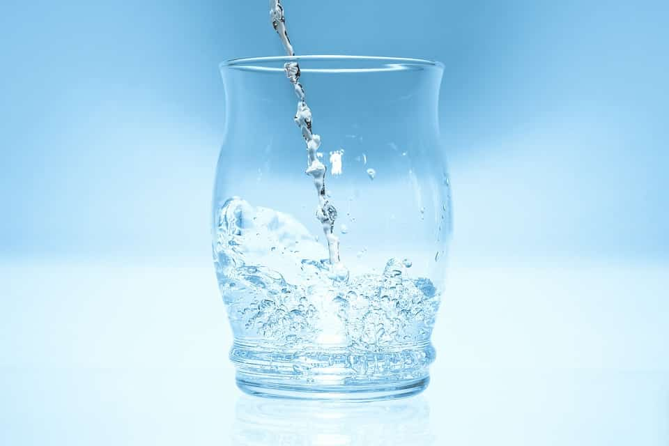 test drinking water taste