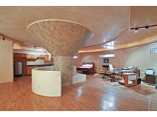 underground bunkers -silo home NY