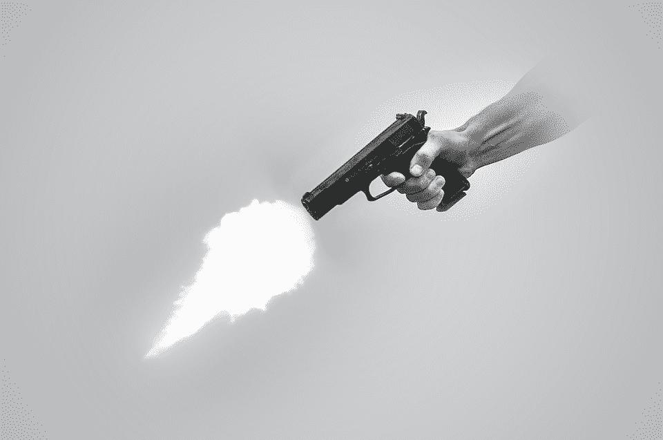 survive sniper attack listen to gun fire
