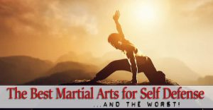 Best Martial arts for self defense