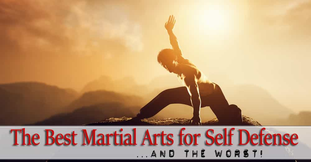 Best Martial arts for self-defense