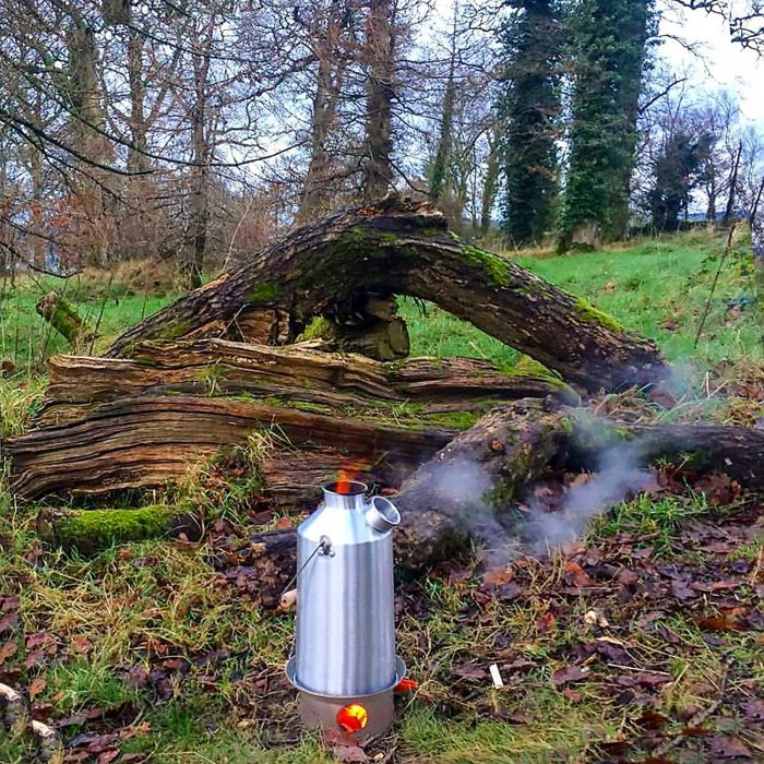 Kelly Kettle Camp Stove