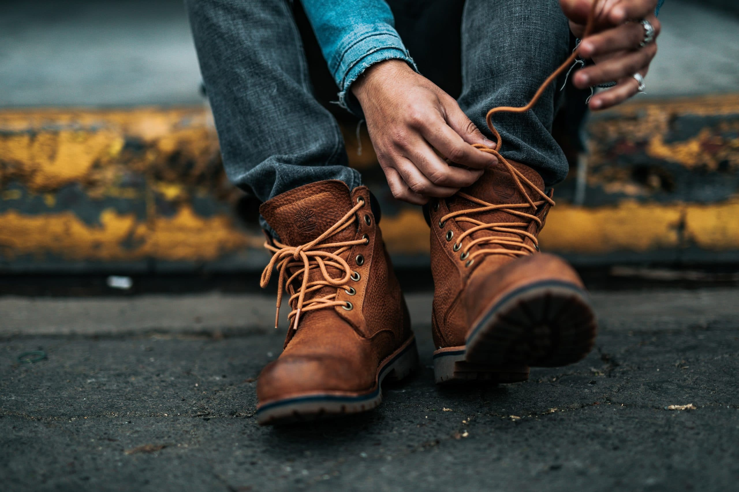 Tactical Boots Brown