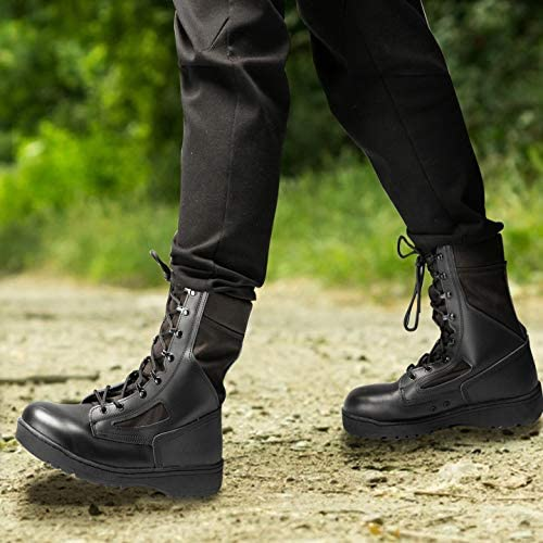 Thowi Mens Tactical Boots