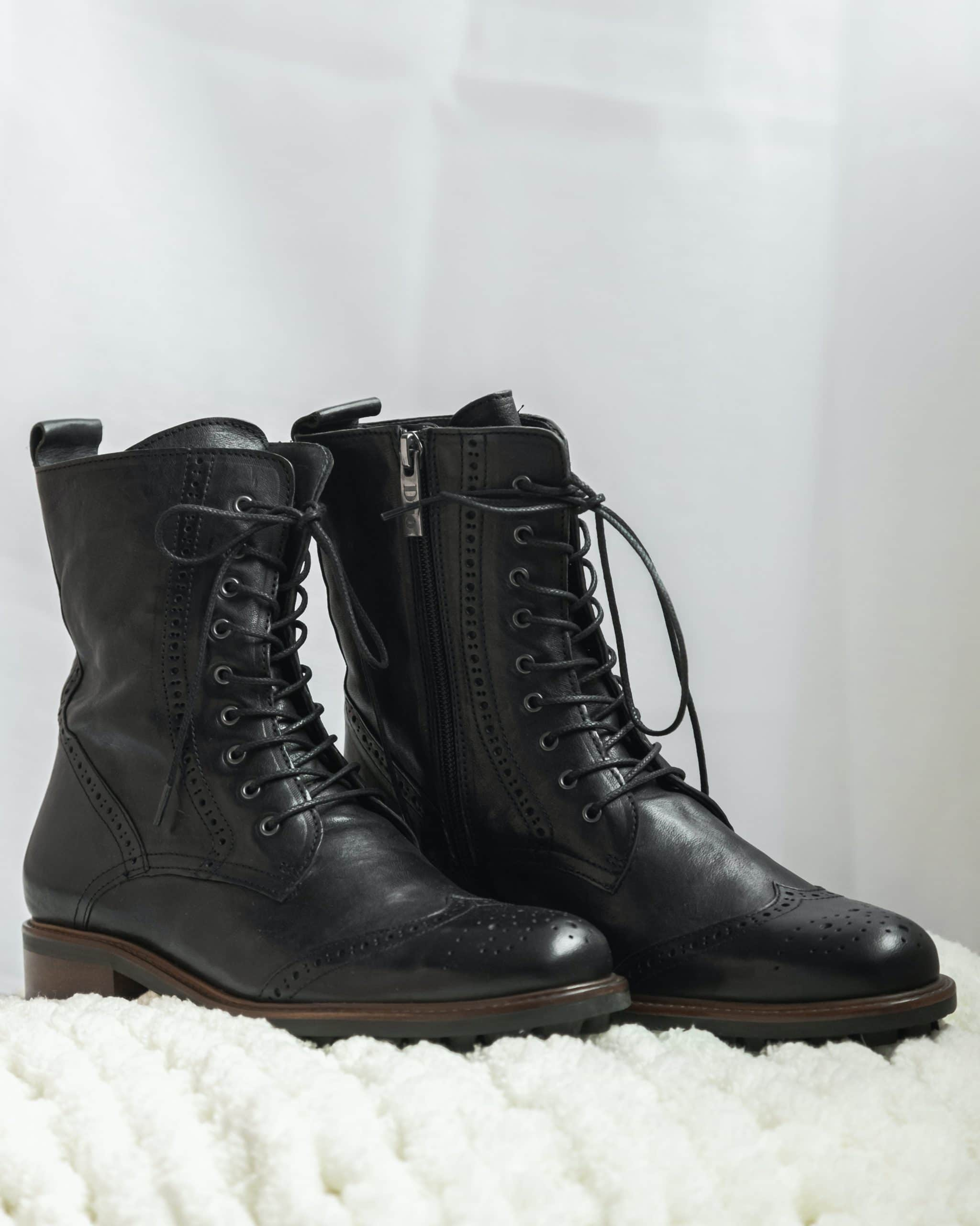 clean tactical boots