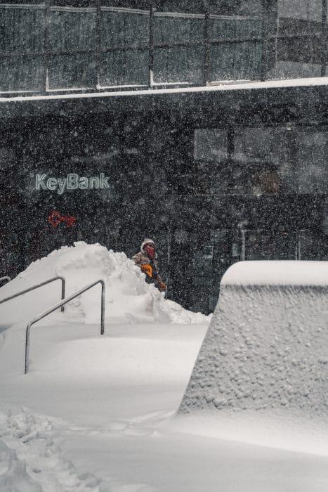 extreme winter – natural SHTF